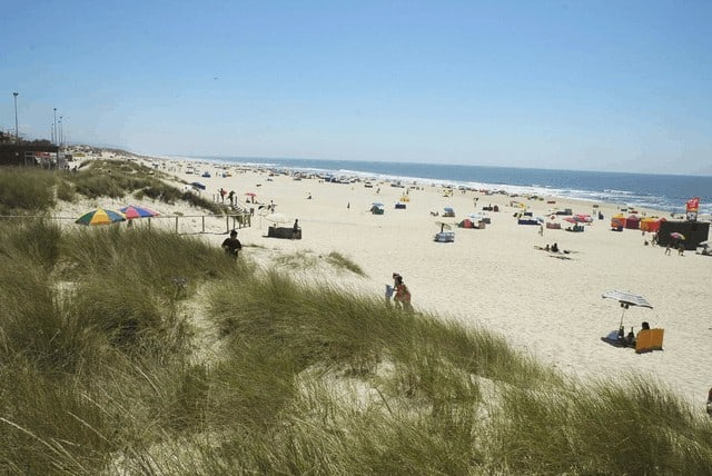 Top das melhores praias do Centro de Portugal 4
