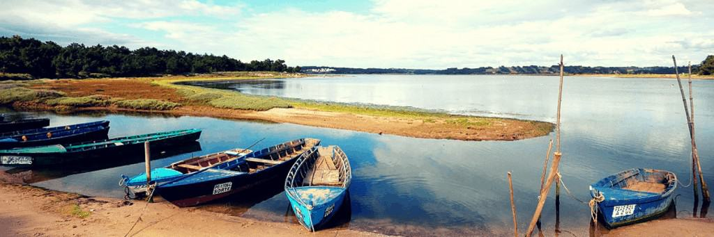 Discover the Lagoa de Óbidos on Silver Coast 7