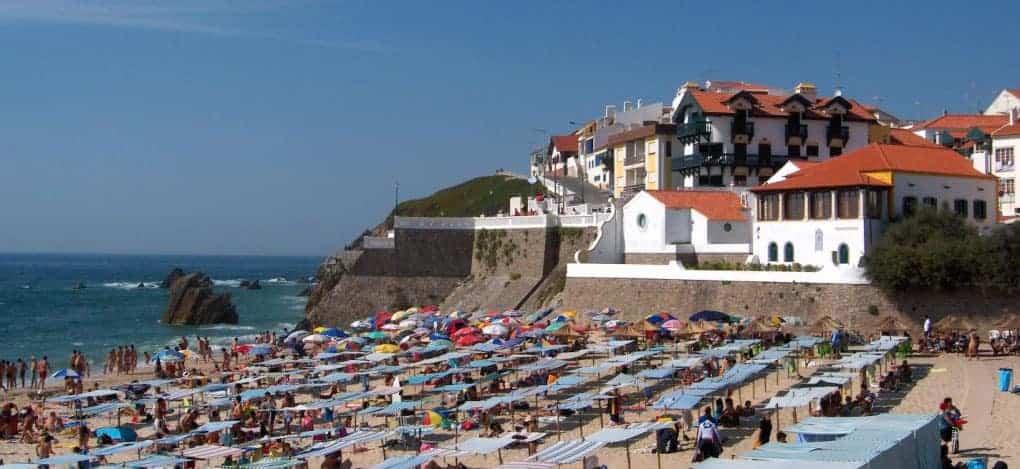 Le top des meilleures plages du centre du Portugal 1