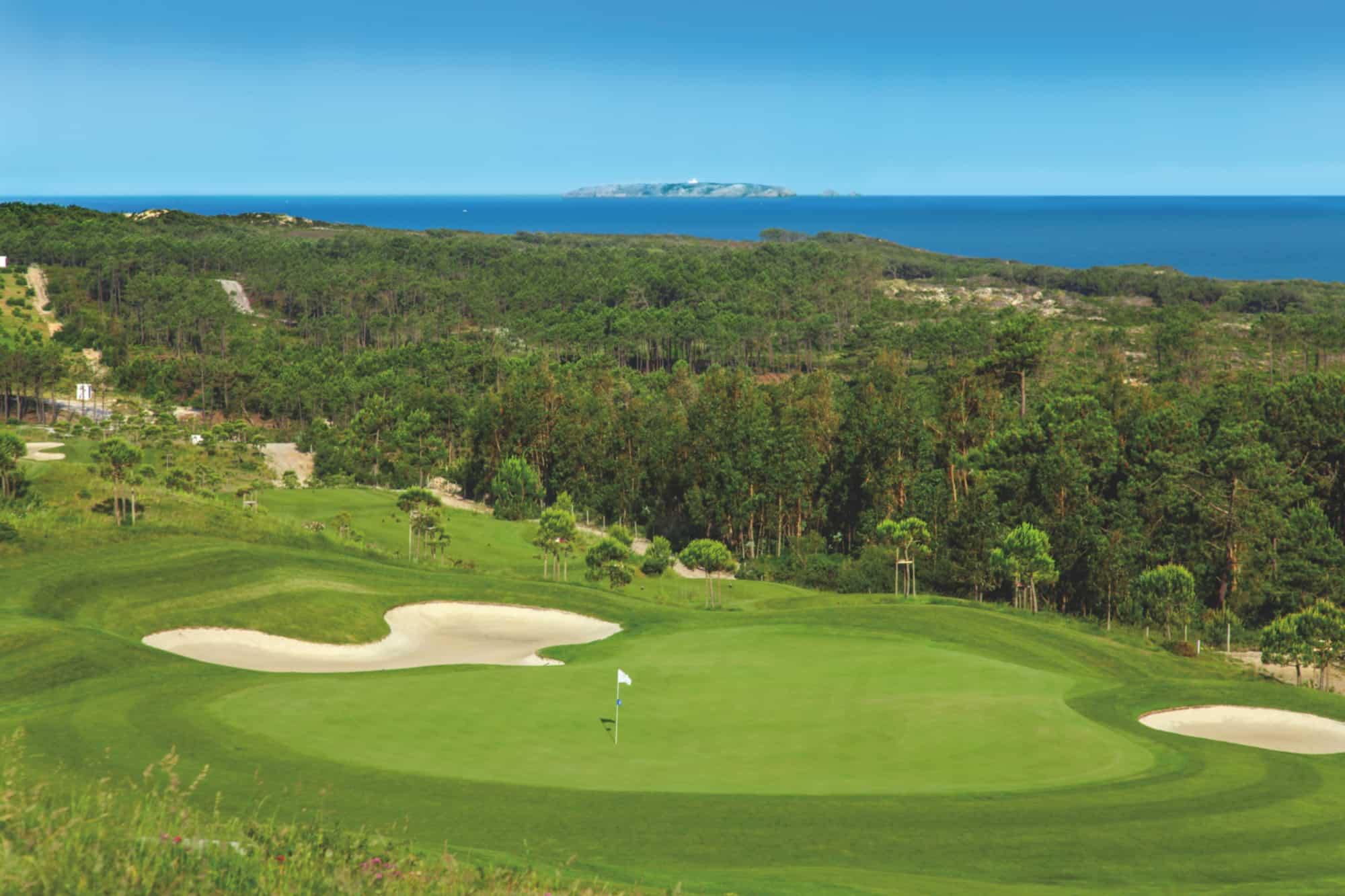 Royal Óbidos - Hole 8